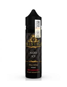 Koncentrat Prestige bez sukralozy 10 / 60 ml - Aloes Ice