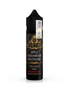 Koncentrat Prestige bez sukralozy 10 / 60 ml - Apple Strawberry Nectarine