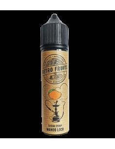 Retro Fruits 40ml - Mango Loco